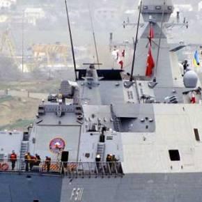 Τουρκικά Πολεμικά εντοπίστηκαν να κατεβαίνουν από τα Στενά προς το Ν. Αιγαίο … Τι ετοιμάζουν ;(φωτό)