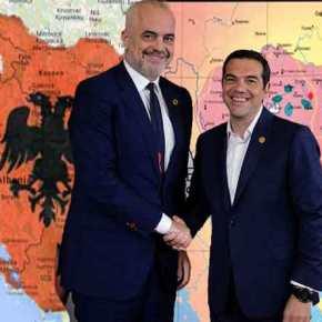 Μετά τους Σκοπιανούς, έρχονται & οι Αλβανοί – Λύση τύπου «Πρεσπών» στο Ιόνιο θέλει ηΔύση