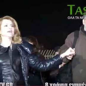 Η Τζάκρη χρόνια τώρα μιλάει & χορεύει με τους «Ντόπιους Σλαβόφωνους» (video) …Τώρα της πέταξανΜολότοφ;