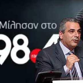 Δημ. Ξενάκης : Επιζήμια Εθνικά η Συμφωνία τωνΠρεσπών