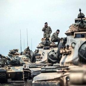 Τέλεια παγίδα κατά των Τούρκων στη Συρία: Προέλαση του συριακού στατού ανατολικά τουΕυφράτη