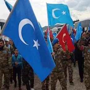 """Τουρκία: Δύναμη 5.000 Ουιγούρων στη Συρία… μετά """"πρόσφυγες"""" στηνΕλλάδα;"""