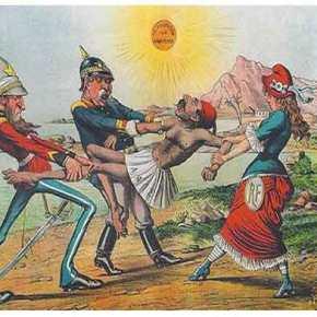Οι ελληνο-γερμανικές σχέσεις στις γελοιογραφίες του 19ουαιώνα