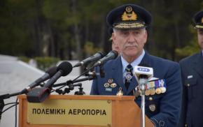Αυτοί είναι λόγοι που επιλέχθηκε ο Πτέραρχος Χριστοδούλου ως νέοςΑ/ΓΕΕΘΑ