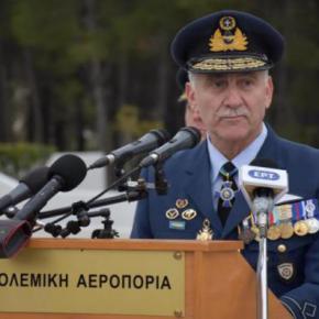 Αυτό είναι το βιογραφικό του «ιπτάμενου» νέου Αρχηγού Γενικού Επιτελείου ΕθνικήςΆμυνας