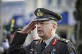 Το αποχαιρετιστήριο μήνυμα του Στρατηγού Στεφανή μετά από 40 χρόνιαυπηρεσίας