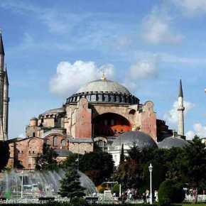 Νέο κάλεσμα φανατικών μουσουλμάνων στην Αγία Σοφία: Ζητούν να μετατραπεί σε τζαμί(video)