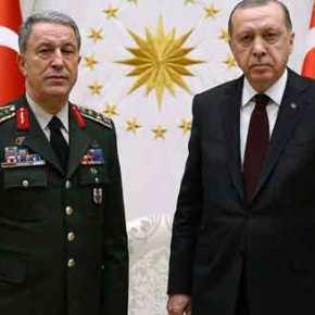 Πολεμική πρόκληση από την Άγκυρα: «Oι ΤΕΔ έχουν λάβει όλα τα μέτρα σε Αιγαίο &Α.Μεσόγειο»