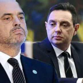 Σέρβος ΥΠΑΜ: «Ο Ράμα θέλει να καταργήσει τα σύνορα με Ελλάδα-Σερβία για να φτιάξει την ΜεγάληΑλβανία»