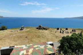 «Τείχος» προστασίας στα νησιά του Αιγαίου: Θωρακίζονται με δεκάδες αντιαεροπορικάπυροβόλα