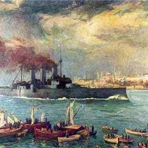 Πολεμικό Ναυτικό: Ο ρόλος του στους ΒαλκανικούςΑγώνες