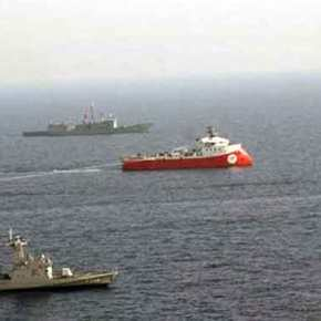 Τουρκικό παραλήρημα κατά Ελλάδας: «O Στόλος μας εμπόδισε ελληνικάπλοία»