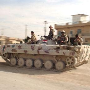 Ξεκίνησε η διαδικασία παραχώρησης και μεταφοράς ελληνικών BMP-1 στηνΑίγυπτο