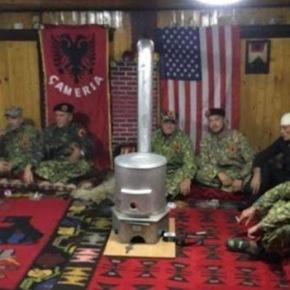 Αλβανία: Εμφάνιση του «Απελευθερωτικού ΣτρατούΤσαμουριάς»