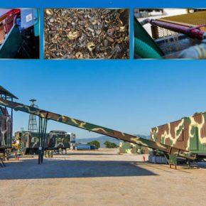 Οι ΗΠΑ αξιολογούν ελληνικό σύστημα καταστροφής αποστρατικοποιημένων πυρομαχικών της εταιρείας«Σούκος»
