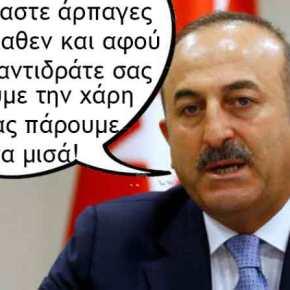 Ο Τσαβούσογλου ζητά να μοιραστούν τα έσοδα του αερίου τηςΚύπρου