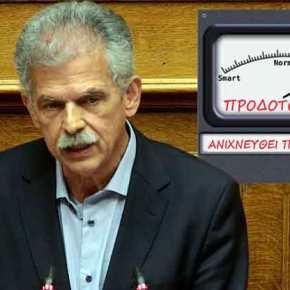 Δανέλλης: Δίνω ψήφο εμπιστοσύνης, δεν σημαίνει ότι προσχωρώ στοΣΥΡΙΖΑ