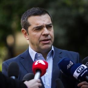 Ψήφο εμπιστοσύνης ζήτησε ο Τσίπρας από τηΒουλή