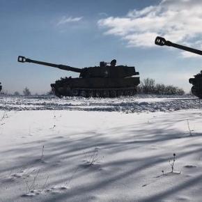 Ο Στρατός Ξηράς δεν «μασάει» από τα χιόνια και το κρύο –ΦΩΤΟ
