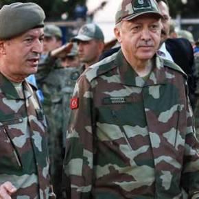 Για πρώτη φορά η Τουρκία το είπε δημόσια: «Υλοποιούμε τον «Όρκο του Έθνους» από την Συρία – Μετά ακολουθεί ηΕλλάδα»