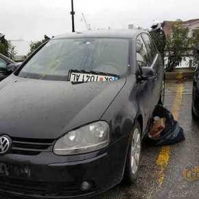 Θεσσαλονίκη: Είδαν Σκοπιανές πινακίδες σε αυτοκίνητο και… τις«ξήλωσαν»