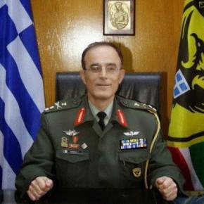 Α/ΓΕΣ: Στο νοσοκομείο με πόνους στο στήθος ο Αντιστράτηγος ΓεώργιοςΚαμπάς