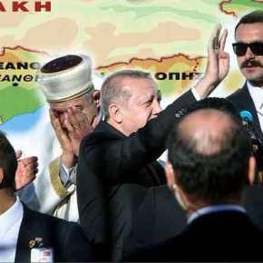 """Στοχοποιούν τη Θράκη οι Τούρκοι: «Θα προστατεύσουμε την """"τουρκικήμειονότητα""""»"""