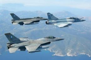 ΑΠΟΡΙΑ: Γιατί πέταξαν μαχητικά Mirage 2000 κατά την αποχώρηση του ΥΠΕΘΑ ΠάνουΚαμμένου;
