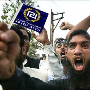 Οι «εθνικιστές και ακροδεξιοί» που κατά την κυβέρνηση επιτέθηκαν στην Αστυνομία ήταν… αλλοδαποί;(φωτό)