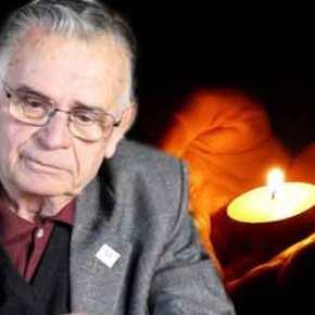 Πέθανε ο ιστορικός και συγγραφέας Σαράντος Ι.Καργάκος