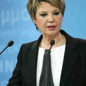 Ομολογία-σοκ από Όλγα Γεροβασίλη: «Οι κουκουλοφόροι στο συλλαλητήριο είναιαστυνομικοί»!