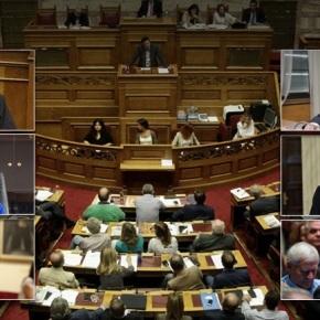 Βουλή: «Πέρασε» η ψήφος εμπιστοσύνης με 151βουλευτές