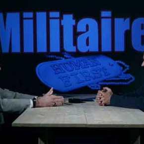 """""""Οι κυβερνήσεις μας ακολούθησαν εθνοκτονική πολιτική στην Άμυνα""""! Ο Ν.Παούνης μιλά στοMilitaire"""