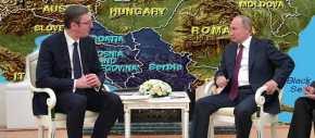 Οριστικό: Η Σερβία στην Ευρασιατική Ένωση – Σπεύδει ο Β.Πούτιν για την υπογραφή αμυντικού συμφώνου με παράδοσηS-300