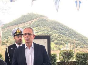 Τι είπε ο ΑΝΥΕΘΑ Ρήγας για την αμυντική συνεργασία Ελλάδας καιΠΓΔΜ