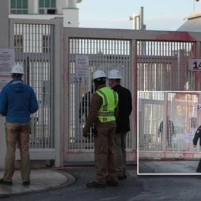 Ρουβίκωνας: Επίθεση στην αμερικανικήπρεσβεία