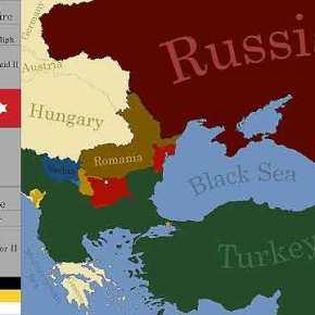 Οι Ρωσοτουρκικοί πόλεμοι σε ένα συγκλονιστικόβίντεο