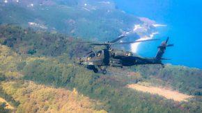Στενές σχέσεις Ελλάδας-ΗΠΑ στην Αεροπορία Στρατού: Μήνυμα σταθερότητας από τηΜαγνησία