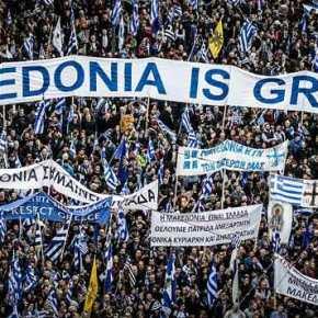 Υπήρχε οργανωμένο σχέδιο: Προσήγαγαν δυο Τούρκους στο συλλαλητήριο για τη Μακεδονία! – Κουκουλοφόροι βγαίνουν από το κτίριο της Βουλής –Βίντεο