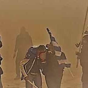 Ντροπή: Οι πραιτωριανοί του ΣΥΡΙΖΑ κτυπούν με δακρυγόνα τους Έλληνες διαδηλωτές μπροστά στη Βουλή (upd3)