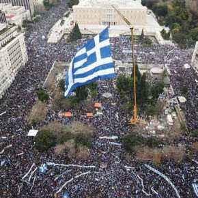 «Βράζει» ο Ελληνισμός: «Το προηγούμενο συλλαλητήριο καθυστέρησε την προδοσία, τώρα θα τηναποτελειώσει»