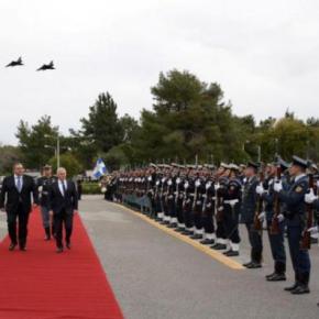 Δέσμευση ΥΕΘΑ: Οι Ένοπλες Δυνάμεις θα παραμείνουν στην πρώτη γραμμή –ΒΙΝΤΕΟ