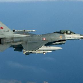 Τουρκικά F-16 πέταξαν πάλι πάνω από το Φαρμακονήσι – Γιατί πετάνε «ψηλά καιγρήγορα»