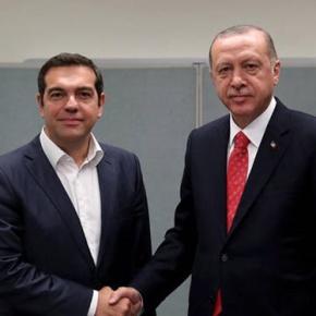 Στις 5 Φεβρουαρίου το ταξίδι Τσίπρα στην Τουρκία για το τετ-α-τετ με τονΕρντογάν