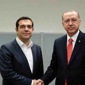 «Έκλεισε» η συνάντηση Τσίπρα – Ερντογάν στην Κωνσταντινούπολη