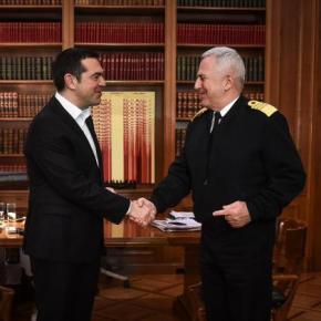 Τσίπρας: «Η επιλογή Αποστολάκη είναι ένα σαφές μήνυμα στο εσωτερικό και στοεξωτερικό»