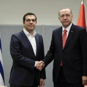 Επίσκεψη Τσίπρα στην Άγκυρα αρχές Φεβρουαρίου ανακοίνωσε ο εκπρόσωπος τουΕρντογάν