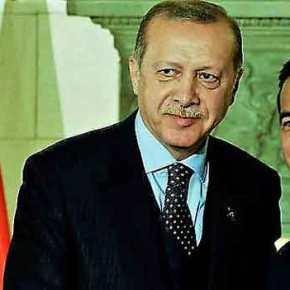 Πάει ξανά για χαριεντισμούς με τον Ρ.Τ. Ερντογάν στην Τουρκία ο ΑλέξηςΤσίπρας