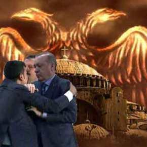 ΣΟΚ από Ερντογάν: Υπάρχει συνωμοσία Βυζαντινών ανάμεσα στουςκεμαλικούς