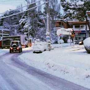 Ισχυρή κακοκαιρία θα «παραλύσει» τη χώρα: Έρχεται ο «Φοίβος» με χιόνια και θυελλώδειςανέμους
